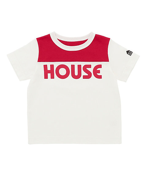 <IN THE HOUSE> HOUSE FOOTBALL TEE