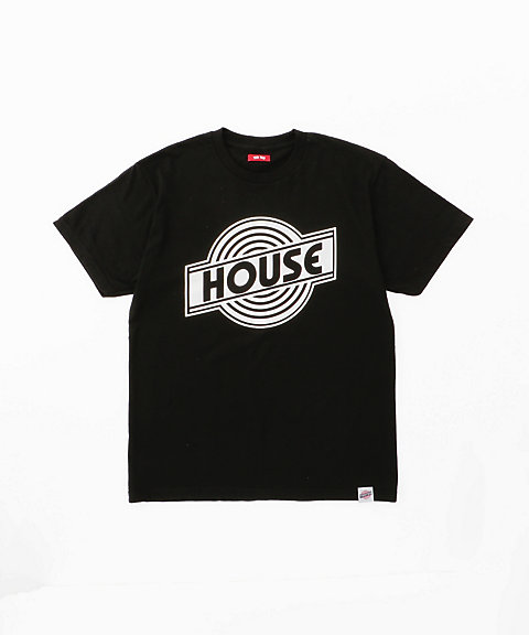 <TEG TEG> HOUSE Enban TEE(MENS)
