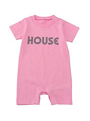 <IN THE HOUSE>HOUSE BABY ROMPER