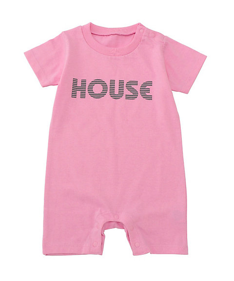 <IN THE HOUSE> HOUSE BABY ROMPER