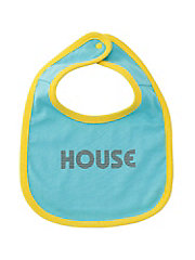 <IN THE HOUSE>HOUSE BABY BIB