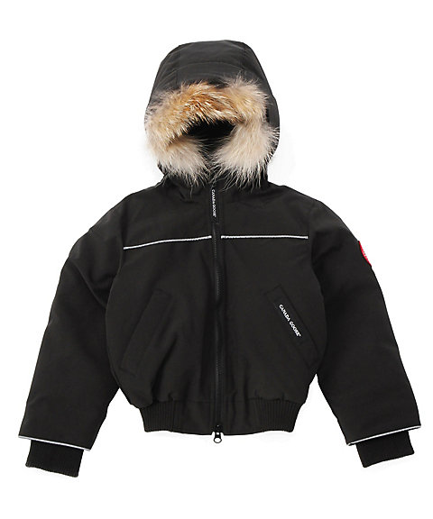 <CANADA GOOSE> 7995K GRIZZLY BOMBER(KIDS)