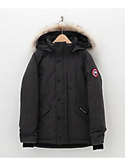 <CANADA GOOSE(KIDS)>コート 4591Y LOGAN PARKA(KIDS)