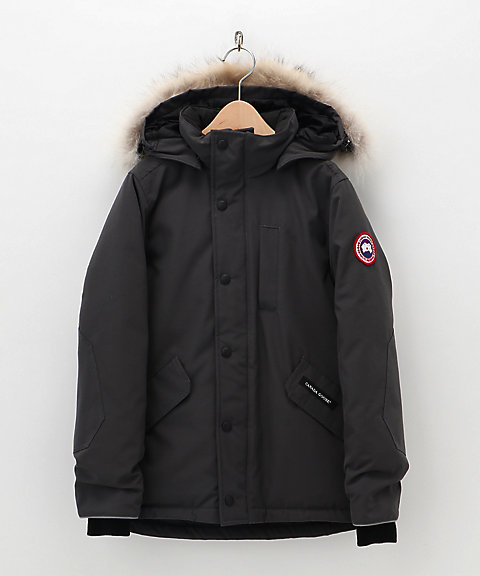 <CANADA GOOSE(KIDS)> コート 4591Y LOGAN PARKA(KIDS)