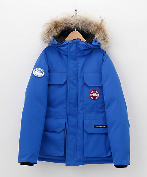 <CANADA GOOSE(KIDS)> コート 4565YPB EXPEDITION PARKA PBI(KIDS)