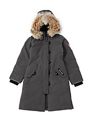 <CANADA GOOSE(KIDS)>コート 4593Y BRITTANIA PARKA(KDS)