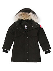 <CANADA GOOSE(KIDS)>コート 4598Y JUNIPER PARKA(KIDS)