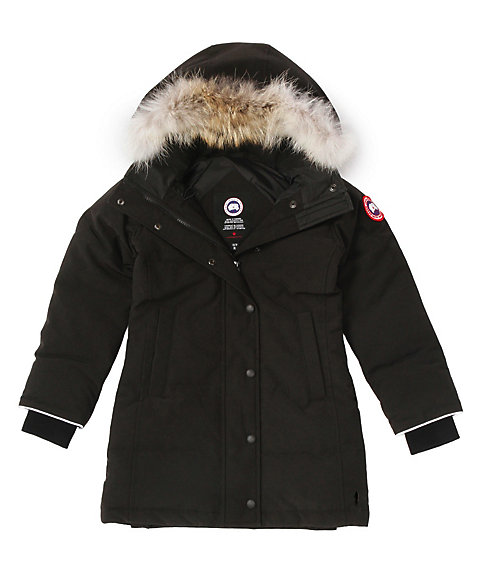 <CANADA GOOSE(KIDS)> コート 4598Y JUNIPER PARKA(KIDS)