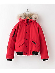 <CANADA GOOSE(KIDS)>ブルゾン 7995Y RUNDLE BOMBER(KIDS)