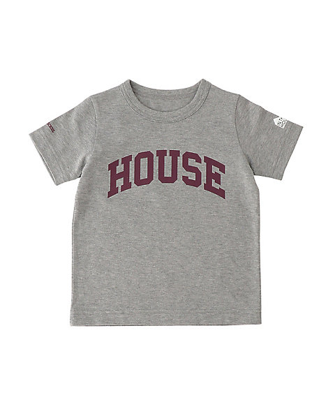 <IN THE HOUSE> HOUSE KIDS COLLEGE TEE