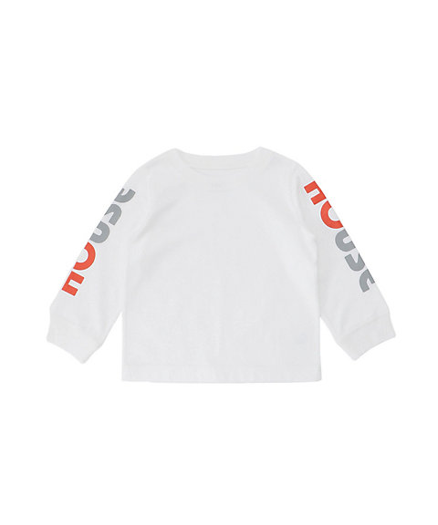 <IN THE HOUSE> HOUSE LONG SLEEVE TEE (KIDS)