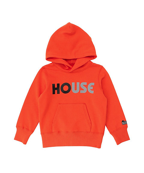 <IN THE HOUSE>HOUSE HOODIE (KIDS)