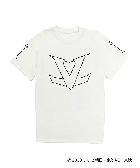 <IN THE HOUSE> IN THE HOUSE×<快盗戦隊ルパンレンジャーVS警察戦隊パトレンジャー>TEE(MEN'S)