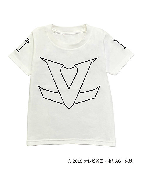 <IN THE HOUSE> IN THE HOUSE×<快盗戦隊ルパンレンジャーVS警察戦隊パトレンジャー>TEE(KIDS)