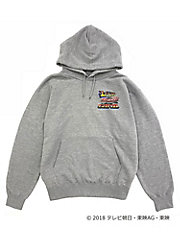 <IN THE HOUSE>IN THE HOUSE×<快盗戦隊ルパンレンジャーVS警察戦隊パトレンジャー>HOODIE(MEN'S)