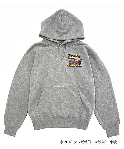 <IN THE HOUSE> IN THE HOUSE×<快盗戦隊ルパンレンジャーVS警察戦隊パトレンジャー>HOODIE(MEN'S)