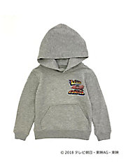 <IN THE HOUSE>IN THE HOUSE×<快盗戦隊ルパンレンジャーVS警察戦隊パトレンジャー>HOODIE(KIDS)