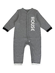 <IN THE HOUSE>HOUSE BABY COVERALL