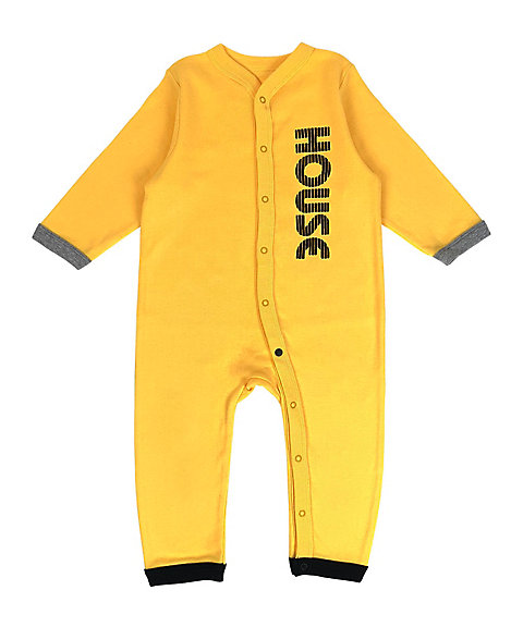 <IN THE HOUSE> HOUSE BABY COVERALL