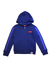 <TEG TEG>HOUSE Gel Enban ZIP-UP HOODIE (KIDS)
