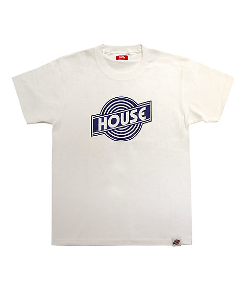<TEG TEG> HOUSE Gel Enban TEE (MEN&WOMAN)