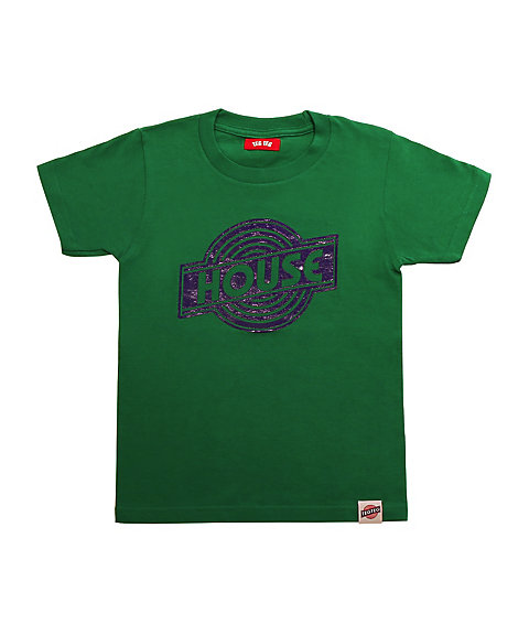 <TEG TEG> HOUSE Gel Enban TEE (KIDS)