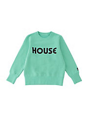 <IN THE HOUSE>スウェット HOUSE PASTEL CREW SWEAT(KID'S)