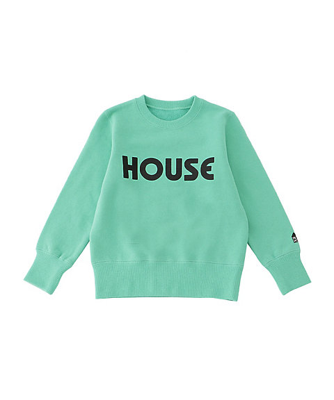 <IN THE HOUSE> スウェット HOUSE PASTEL CREW SWEAT(KID'S)