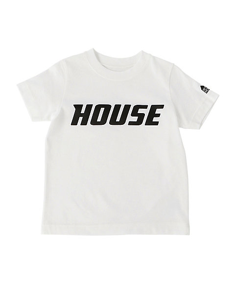 <IN THE HOUSE>Tシャツ キッズ HOUSE BRIGHT TEE(KID'S)
