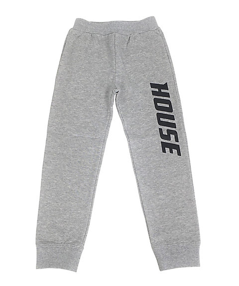 <IN THE HOUSE>スウェット ロングパンツ HOUSE SWEAT LONG PANTS(KID'S)