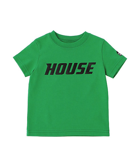 <IN THE HOUSE>Tシャツ ベビー HOUSE BRIGHT TEE(BABY)