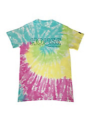 <IN THE HOUSE>Tシャツ HOUSE Tie-Dye TEE(MEN'S)