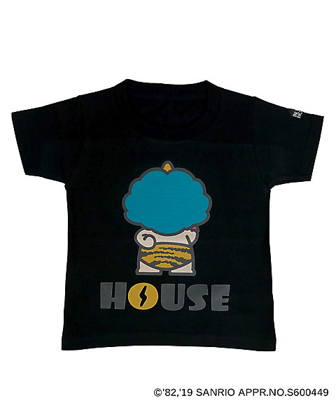 <IN THE HOUSE> キッズTEE ドン