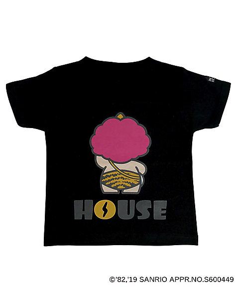 <IN THE HOUSE> キッズTEE ピカ