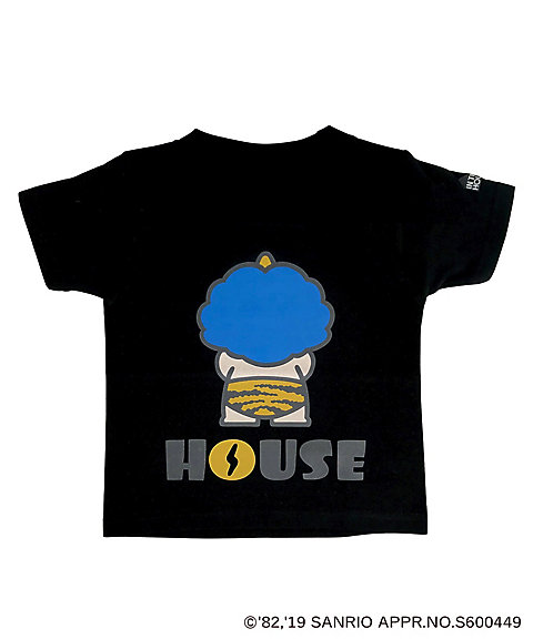 <IN THE HOUSE> キッズTEE ゴロ