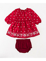 <kate spade new york childrenswear>プリントドレスセット