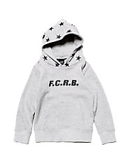 <F.C.Real Bristol>フーディー STAR PULLOVER HOODIE