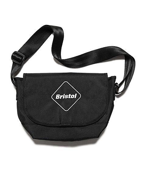 <F.C.Real Bristol> ミニショルダーバック NEW ERA EMBLEM MINI SHOULDER BAG