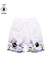 <F.C.Real Bristol>ショーツ FCRB-K190021 BAPExFCRB GAME SHORTS(KIDS)