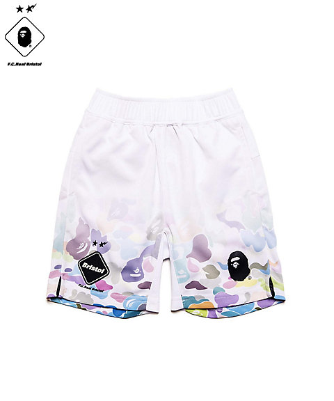 <F.C.Real Bristol> ショーツ FCRB-K190021 BAPExFCRB GAME SHORTS(KIDS)