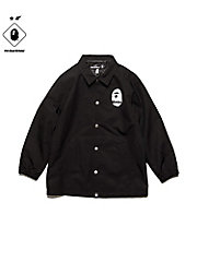 <F.C.Real Bristol>ジャケット FCRB-K190024 BAPExFCRB COACH JACKET(KIDS)