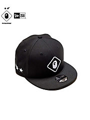 <F.C.Real Bristol>キャップ FCRB-K190028 BAPExFCRB EMBLEM 9FIFTY SNAP BACK CAP(KIDS)