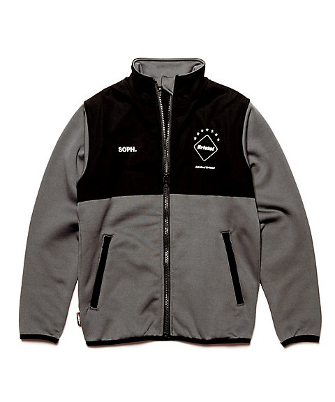 <F.C.Real Bristol> フリース ブルゾン POLARTEC FLEECE BLOUSON