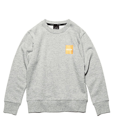 <F.C.Real Bristol> スウェット SQUARE F.C.R.B. CREW NECK SWEAT
