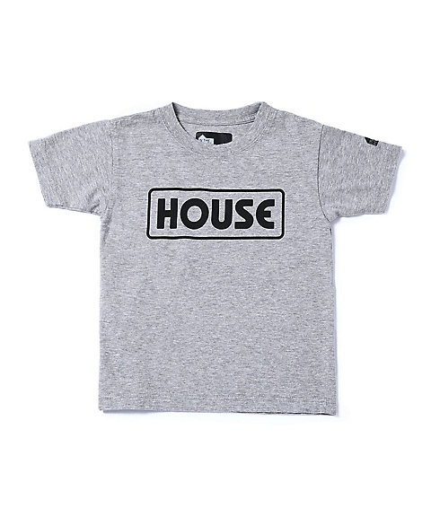 <IN THE HOUSE> BOYS LOGO Tシャツ