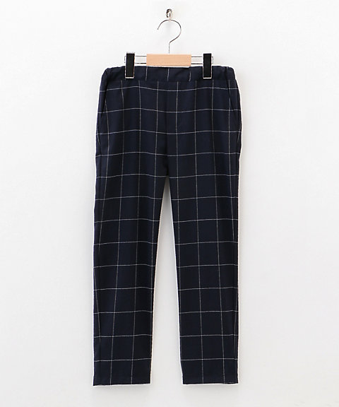 <ARCH&LINE> STRETCH PANTS