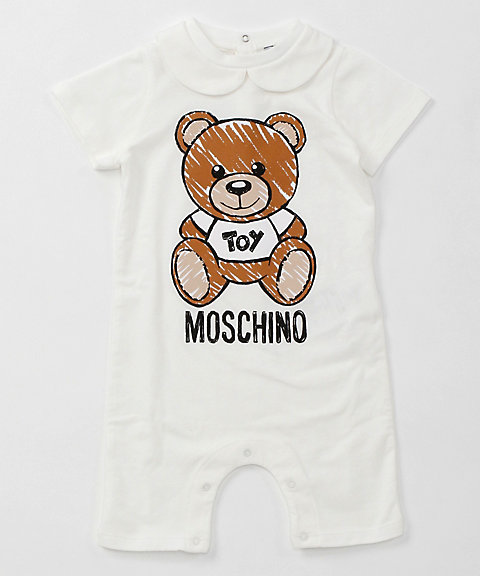 <MOSCHINO> モスキーノ ロンパース ギフト
