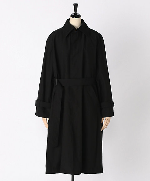 <INSCRIRE>Stand Fall Collar Coat