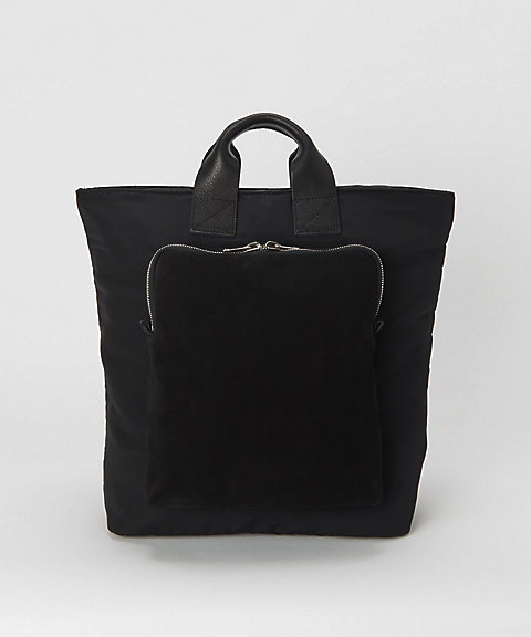 <Hender Scheme(MEN)>トートバッグ(20sー25-diーrb-pkt/pocket tote)