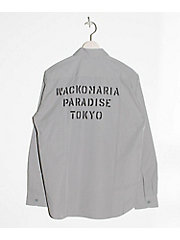 【送料無料】WORK SHIRT(TYPE‐3)(18FW‐WMS‐WR03)